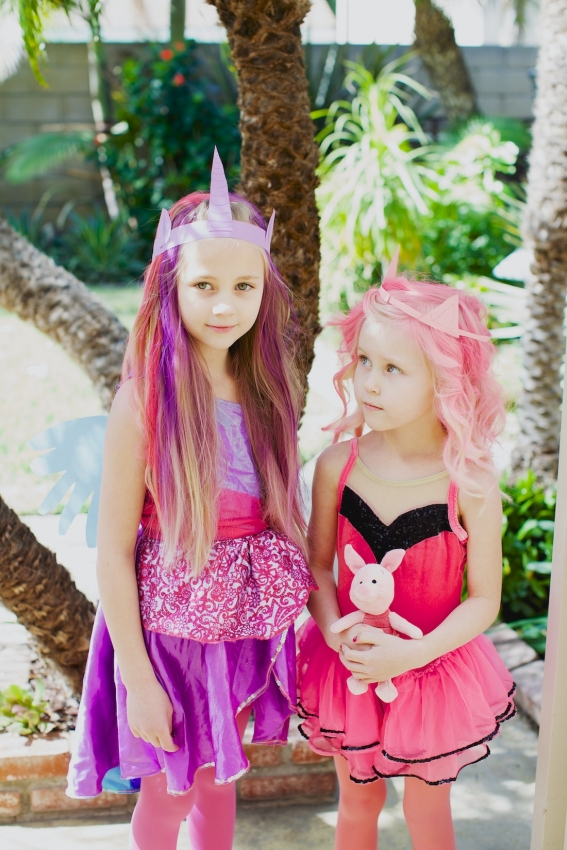 My little Pony Birthday Party Halloween Costume 8382