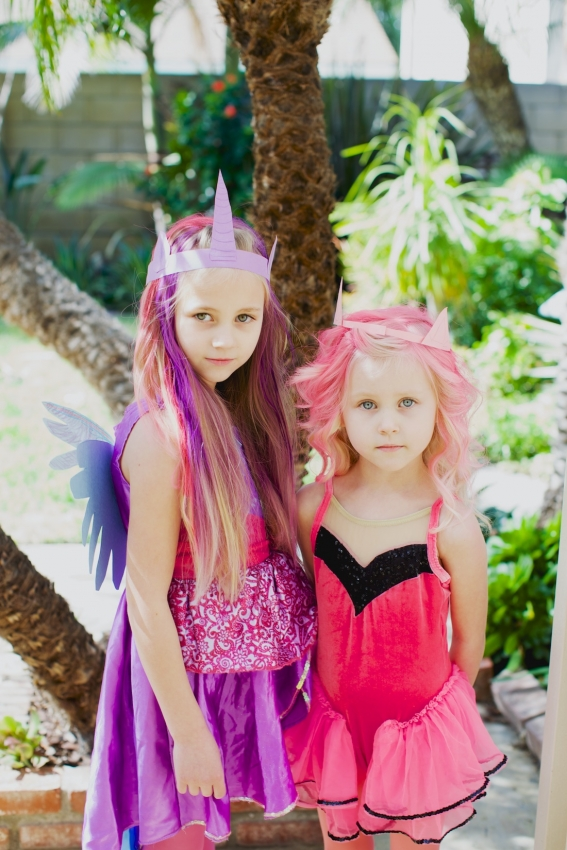 My little Pony Birthday Party Halloween Costume 8383