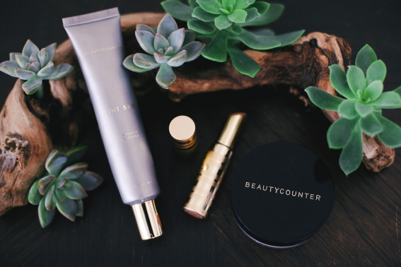 How to use beauty counter products